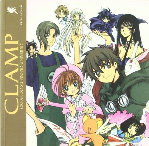 Clamp - creando su propio universo (Manga (tebeos Dolmen))
