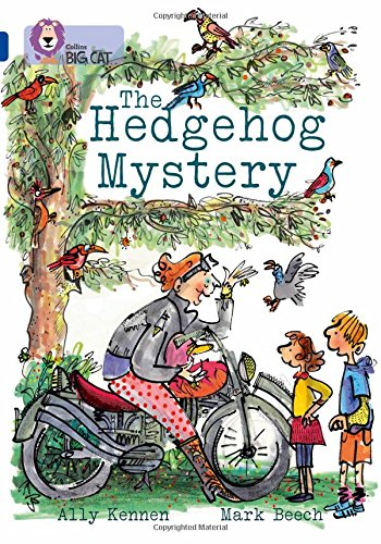 The Hedgehog Mystery: Band 16/Sapphire (Collins Big Cat)