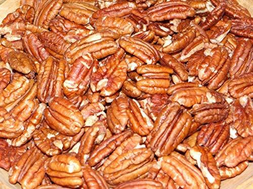 Dorimed - Pekannüsse, Pekannusskerne, Nusshälften geschält, naturbelassen, zuckerfrei und salzfrei, 1 kg