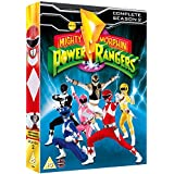 Mighty Morphin Power Rangers Complete Season 2 Collection