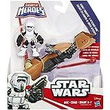 Playskool Heroes Star Wars Galactic Heroes Scout Trooper and Speeder Bike