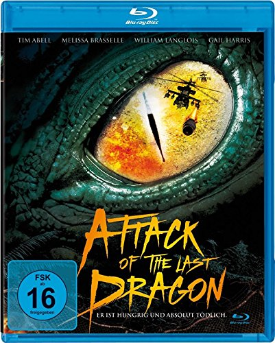 Attack of the Last Dragon [Blu-ray]