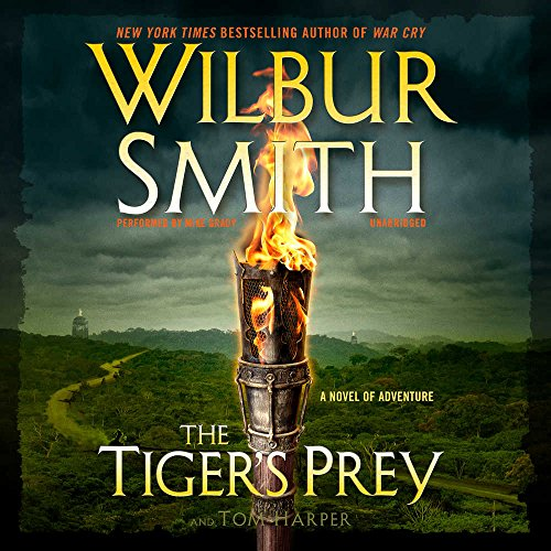 The Tiger's Prey: A Novel of Adventure (Courtney Family)