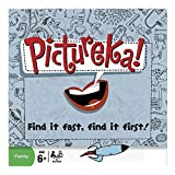 #6: Happy GiftMart Pictureka Family Board Game Fun TOU Multi Player