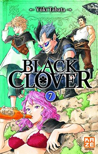Black clover (Tome 7) : L'Assemblée des capitaines