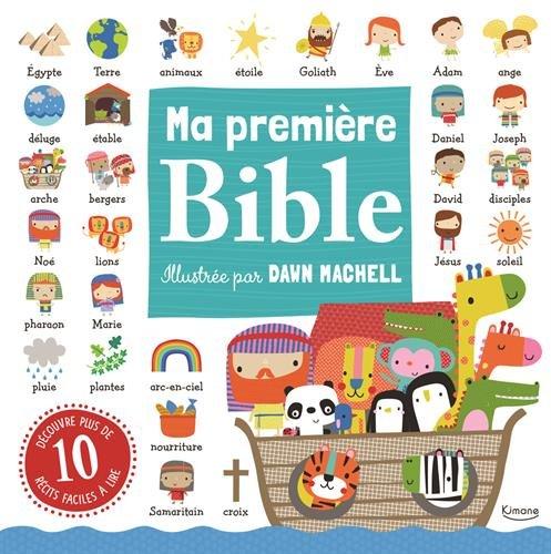 Mes premiers albums - Ma première bible par Collectif