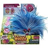 Peeka Puffs Plush Toy (Blue)