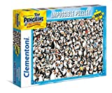 Clementoni 39362 - Disney: Madagaskar - Pinguine - 1000 Teile Puzzle (schwer)