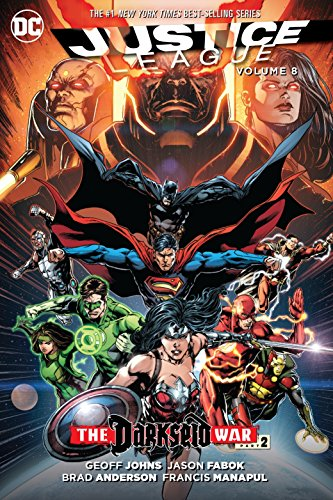 Justice League HC Vol 8 Darkseid War Part 2 por Geoff Johns
