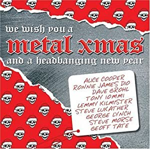 We Wish You a Metal Xmas & A Headbanging New by We Wish You a Metal Xmas & A Headbanging New Year (2008) Audio CD