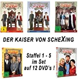 Staffel 1-5 (12 DVDs)