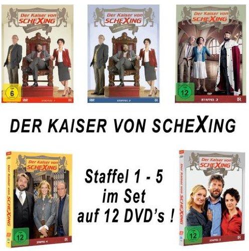 Staffel 1-5 (12 DVDs)