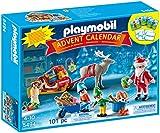 Playmobil 5494 Christmas Advent Calendar Santas Workshop
