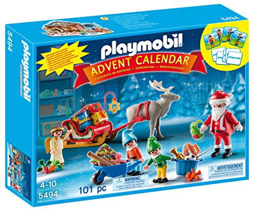 Playmobil 4168 Christmas Advent Calendar Police