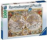 immagine prodotto Ravensburger 16381 Mappamondo storico Puzzle 1500 pezzi