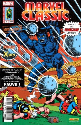 Marvel classic 6 : le fauve