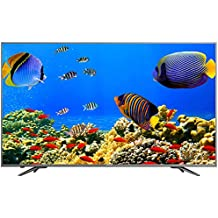"Hisense H65N6800 televisor 65"" ULED 4K Ultra HD modelo 2017, Marco metal gris oscuro"