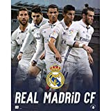 Grupo Erik Editores - Mini-Poster Real Madrid 2016/2017