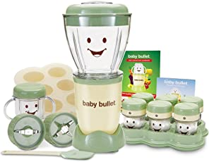 Magic Bullet Baby Bullet Complete Care System (BBR-2001)