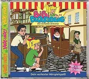 Bibi Blocksberg - 094 - Die verhexte Zeitreise