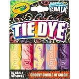 Crayola Tie Dye Kreda chodnikowa kolorowa 5 sztuk