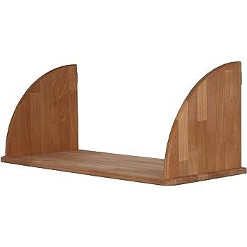 wandregale 3er set vollholz regale 3 gr en kernbuche massiv ge lt k che haushalt. Black Bedroom Furniture Sets. Home Design Ideas