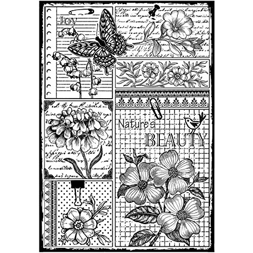 crafty-individuals-unmounted-rubber-stamp-475x7-pkg-natures-beauty