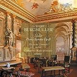 Mélodies - Sonate pour piano, op.8