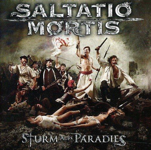 Saltatio Mortis: Sturm Aufs Paradies (Audio CD)