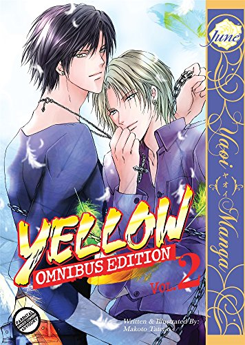 Yellow Omnibus Edition Vol. 2 (Yaoi Manga) -Part 2 of 2- (English Edition)