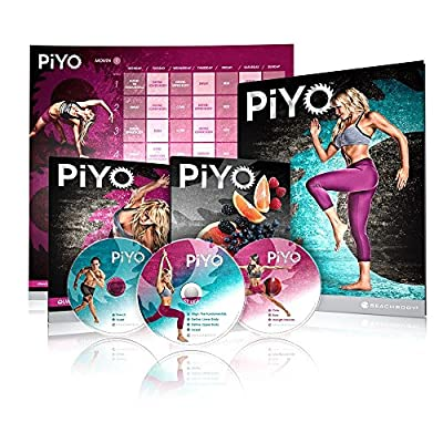 Beachbody PiYo Pilates and Yoga Exercise DVD from Beachbody