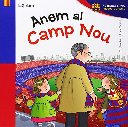 Anem al Camp Nou por Cristina Sans I Mestre