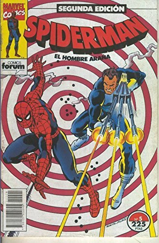 Spiderman volumen 1 segunda edicion numero 05