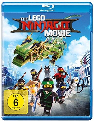 The LEGO Ninjago Movie [Blu-ray] -