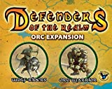 Eagle-Gryphon Games EAG01433 - Brettspiel Defenders of The Realm: Orcs
