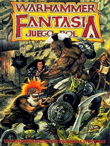Warhammer Fantasía : juego de rol