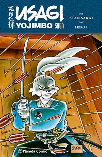 Usagi Yojimbo Saga Integral nº 01 (Usagi Yojimbo Fantagraphics 1)