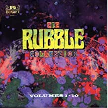 The Rubble Collection: Volumes 1-10 by Various Artists (2008-01-22)