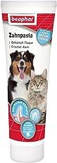 Zahnpasta für Hunde & Katzen | Zur Bekämpfung von Plaque | Paste mit Leber-Geschmack | Zur Zahnpflege bei Hunden & Katzen | Ohne Fluorid | 100 g