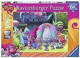 Ravensburger 10928 - Spaß mit den Trollen, 100 Teile Puzzle