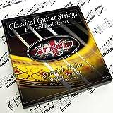 Adagio profesional cuerdas para guitarra clásica nailon-Regular tensión
