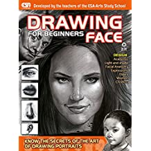 Drawing For Beginners - Face (Portuguese Edition)