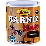 Titanlux Titan Barniz Tinte Madera Wengue 375 ml: Amazon.es ...
