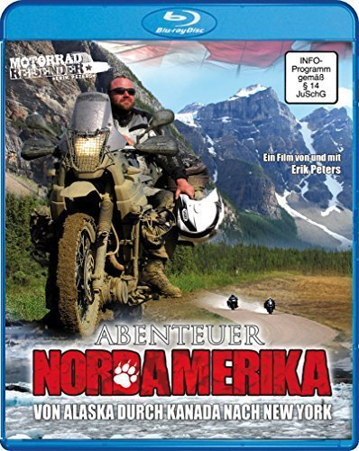 Abenteuer Nordamerika: 28.000 Kilometer von Alaska durch Kanada bis New York, Erik Peters