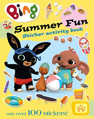 Bing's Summer Fun Activity Book (Bing) por NA