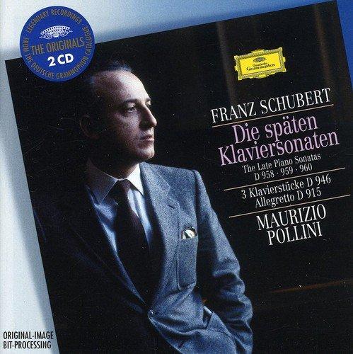 The Originals - Klaviersonaten D 958, 959, 960 (Architektur Strukturen,)