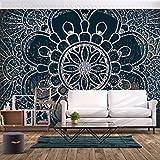 murando - Fototapete Mandala 500x280 cm - Vlies Tapete – Moderne Wanddeko - Design Tapete – Orient Ornament f-A-0658-x-a