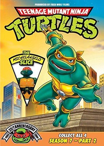 Teenage Mutant Ninja Turtles: Season 7, Pt. 2 - The Michelangelo ()