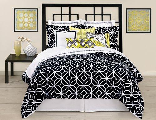 trina-turk-3-piece-trellis-duvet-set-queen-black-white-by-trina-turk