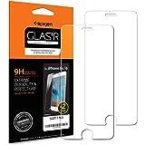 Spigen, 2 Pack, Protection écran iPhone 6s / 6, Verre Trempé iPhone 6s / 6, [Extreme Résistant aux Rayures], Ultra Clair, Film Protection iPhone 6 / 6s, Protection Vitre iPhone 6s / 6 (SGP11783)
